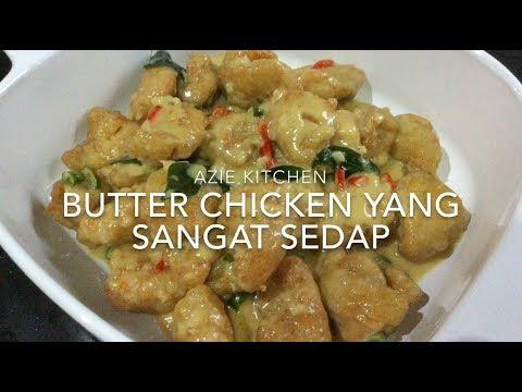 Butter Chicken Yang Sangat Sedap