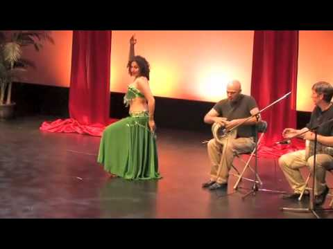 Azeeza - Astra's Belly Dance Studio in Mississauga - Recital 2012