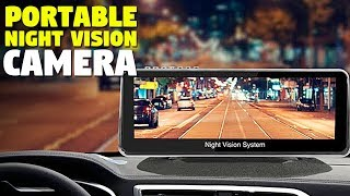Portable Night Vision Camera for Car & Camping