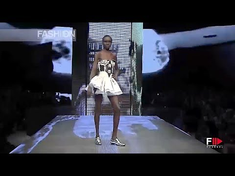 PHILIPP PLEIN Spring Summer 2014 Milan - Fashion Channel