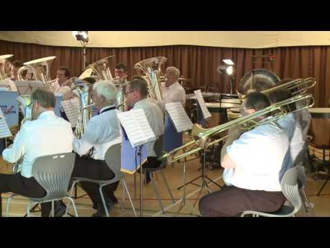 Matlock Band - Bolsover Festival of Brass 2016