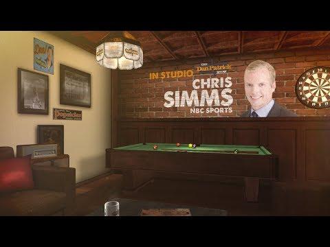 NBC Sports' Chris Simms on The Dan Patrick Show   Full Interview   12/1/17
