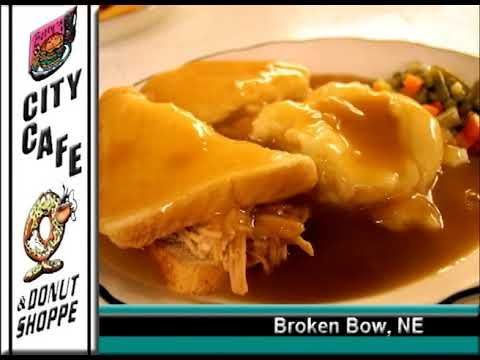 Broken Bow Nebraska's City Cafe & Donut Shoppe on Our Story's What's Cookin