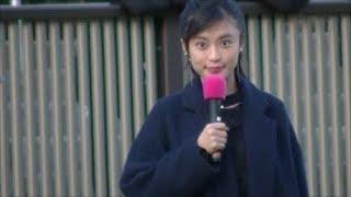小島瑠璃子さんのトークショーにて 細くて顔が小さくてとっても可愛かっ...