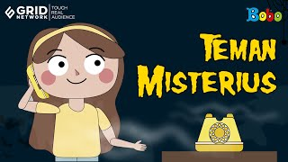 Cerita Misteri - Teman Baru yang Misterius - Animasi Misteri
