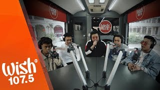 "Hip-hop acts ALLMO$T and Peso Mercado perform their collaborative single titled ""Wag Na Sana"" live on the Wish 107.5 Bus! Follow Wish 107.5's social media ..."