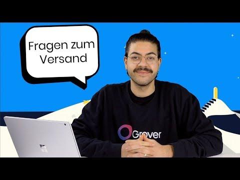 Grover Erklärt's #3 - Fragen Zum Versand