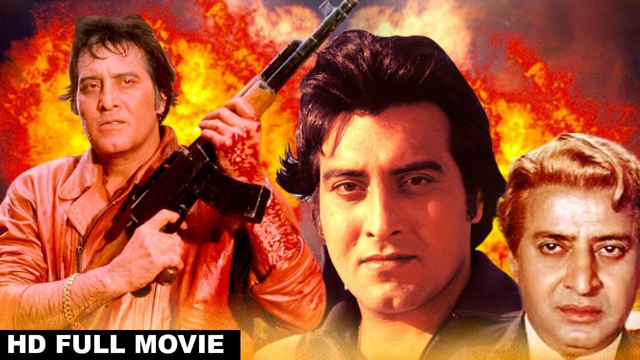 Taaqat Vinod Khanna Parveen Babi Super Action Movie Hd