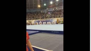 David Belyavskiy FX - Cup of Russia (Day 1)