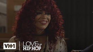 Stevie J and Faith Evans Share A Sweet Moment In The Studio 'Sneak Peek' | Leave It To Stevie