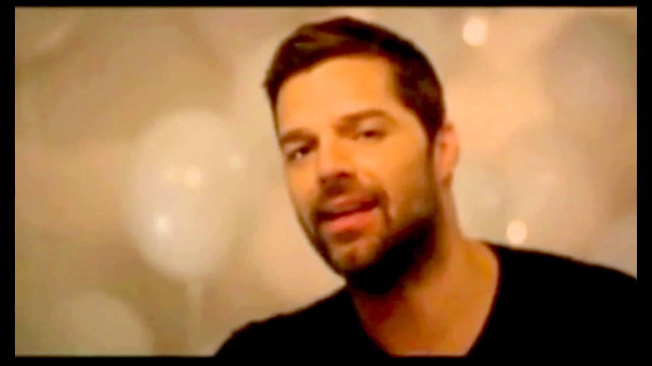 Cumpleanos Feliz Ricky Martin.Ricky Martin Desea Feliz Cumpleanos