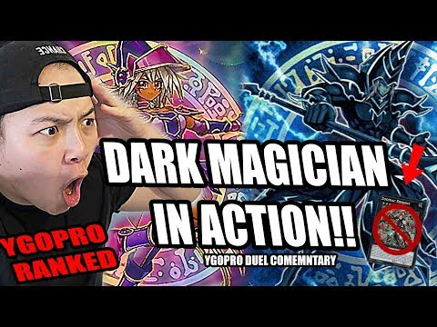 YUGIOH! DARK MAGICIAN FT. APPRENTICE ILLUSION DECK IN ACTION! YGOPRO RANKED! (VS.ZOODIAC + MORE)