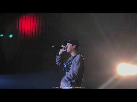 (Fancam) 171202 양홍원 (YOUNG B ) - K-HipHop Party in Bangkok 2017 Full ver.