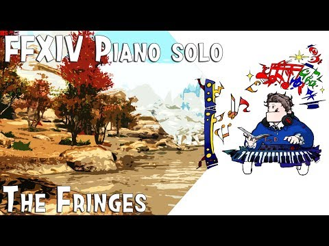 Final Fantasy XIV : Stormblood - The Fringes (기라바니아 변방지대) theme for piano solo ( Arr.by Terry:D )