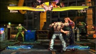 Street Fighter X Tekken PC Gameplay - pierwsze wrażenia :)