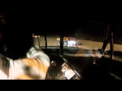 AJ Meiferdt Kankakee County Speedway 2012 Earl J Hubert Memorial Heat Race