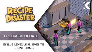 Recipe for Disaster | Progress Update #1