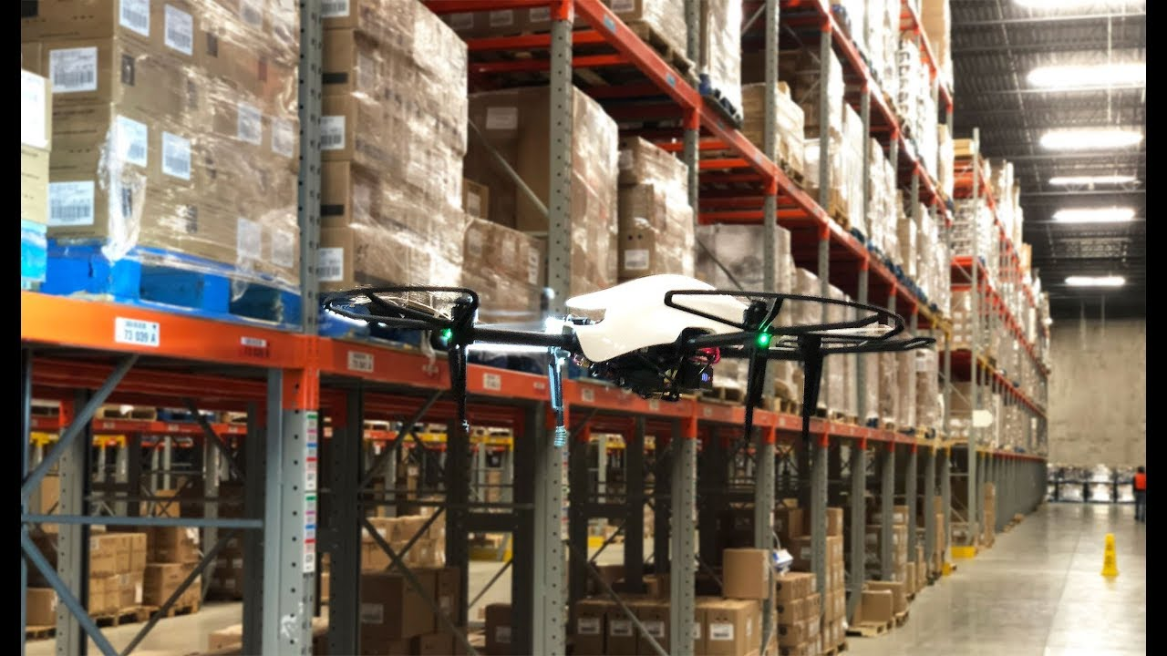 Warehouse Drone for Inventory Management | PINC