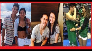 UAAP COUPLES | Basketball - Volleyball |