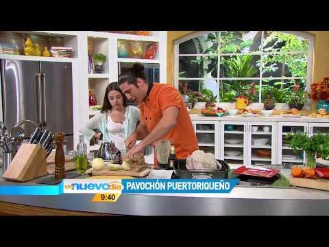 Pavochon Puertoriqueño | Un Nuevo Día | Telemundo
