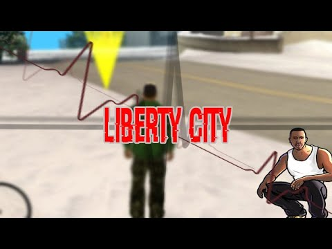 GTA SA - 2 Cara Pergi Ke Liberty City