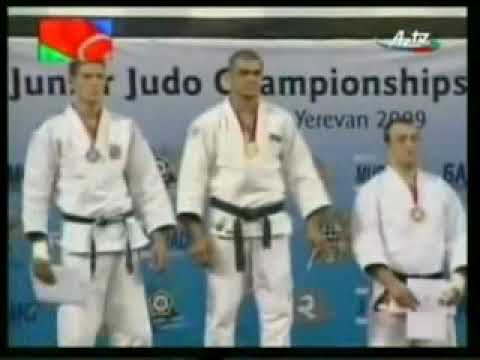 JUDO 2009 YEREVAN ANTHEM OF AZERBAIJAN IN ARMENIA