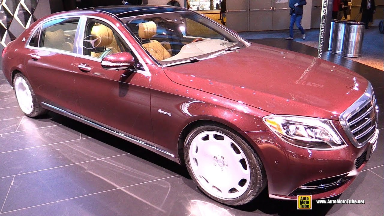 2017 mercedes maybach s550 4matic exterior and interior for Mercedes benz s550 maybach