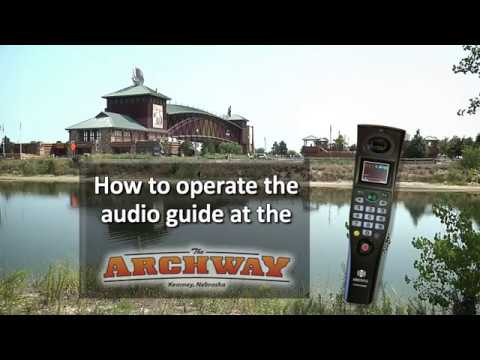 The Archway Audio Guide