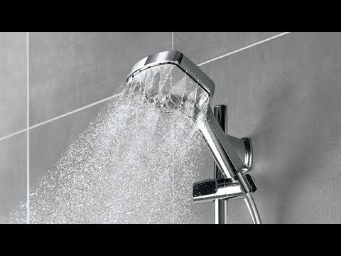 Methven Rua: Power Shower Using Less Water .|. Home Automation Invention