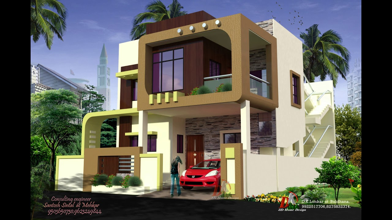 36x49 Feet Best Duplex House Plan