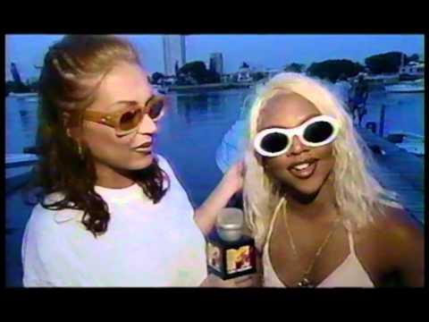 Lil Kim Interviewed  Angie Martinez 1997