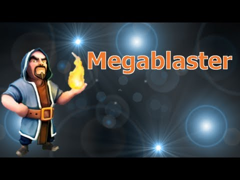 Megablaster - Clash of Clans Single Player Campaign Walkthrough - Level 15 Tutorial