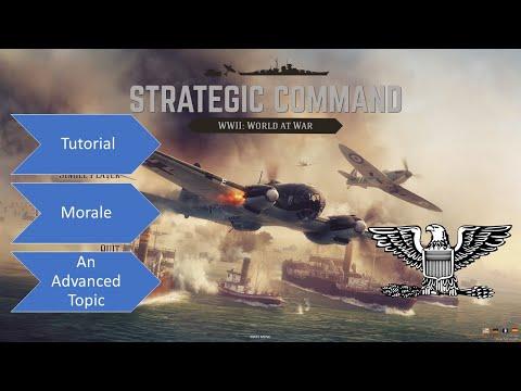 Strategic Command WW2  - Morale - An Advanced Tutorial |