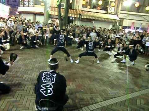 阿波踊りを越えた日本のダンス!! 獅子夏舞連の感動乱舞