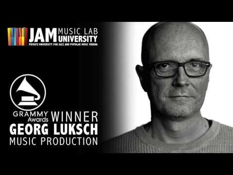 JAM MUSIC LAB – Introducing Grammy Award winning Tutor Georg Luksch – Music Production