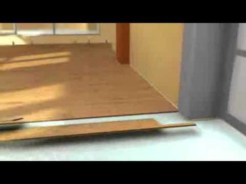 Instructivo para colocar piso flotante youtube - Como nivelar un piso para colocar piso flotante ...
