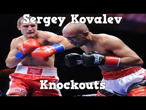Sergey Kovalev - Highlights / Knockouts