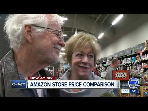 Amazon Opens Store At Park Meadows