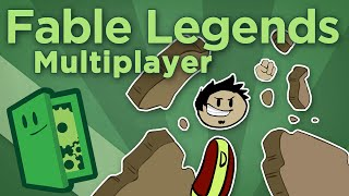 Fable Legends - The Challenges of Asymmetric Multiplayer - Extra Credits