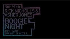 Mogadon (Infinitize Remix) - Rick Nicholls and Asher Jones