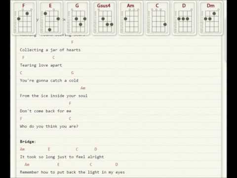69 Mb Jar Of Hearts Ukulele Chords Free Download Mp3