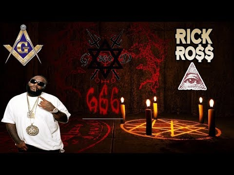 REAL PROOF THAT RICK ROSS IS A SATANIC DEVIL WORSHIPING FREEMASON (REMASTERED DOCUMENTARY)