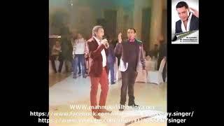 محمود الحسينى ومحمود الليثى فى عيد ميلاد سيد  محمود الليثى
