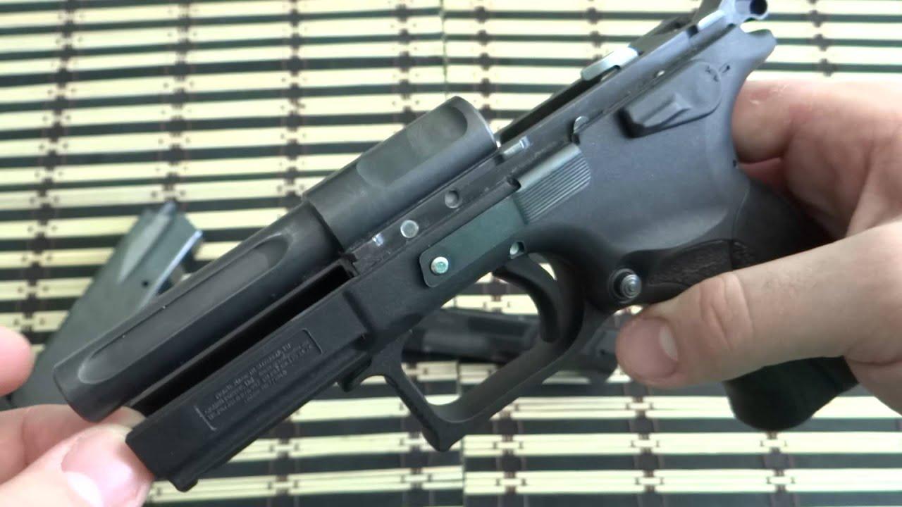 Тестируется травматический пистолет МР81(ТТ) - YouTube