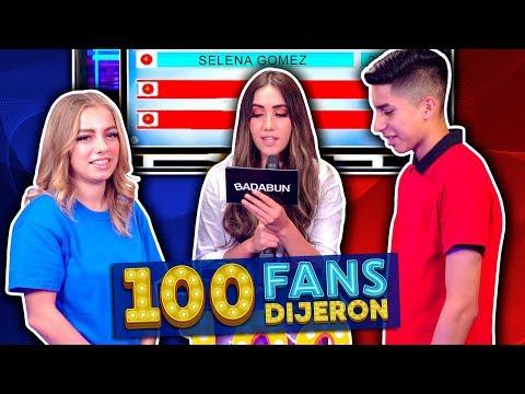 100 Fans Dijeron Ep. 21 | YouTubers VS sus hermanitos