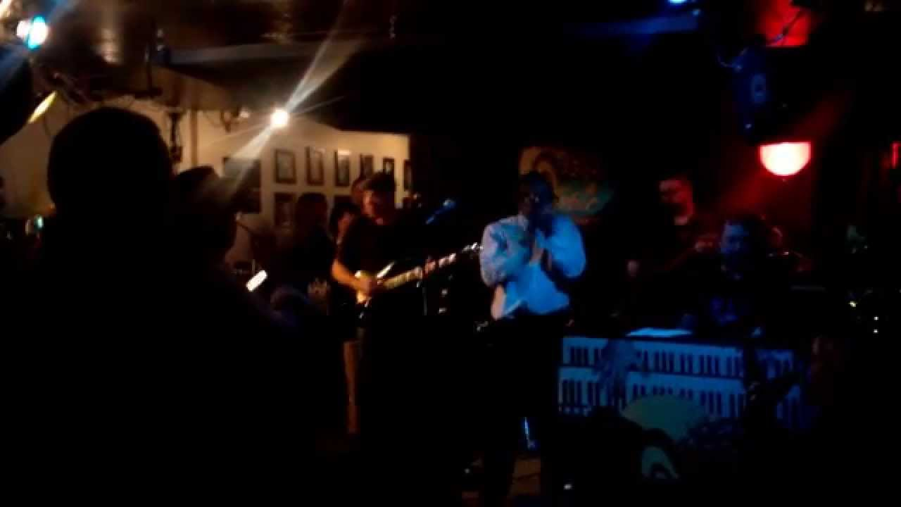 Oakland Stroke Live at The Orbit Room Toronto Dec. 11, 2014 - YouTube