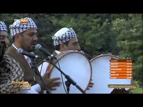 Habibim Ya Resulallah - Kerkük İlahi Grubu - TRT Avaz