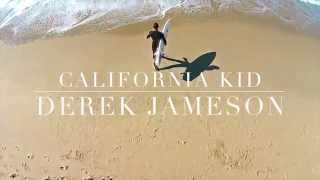 California Kid  - Derek Jameson - Promo Video