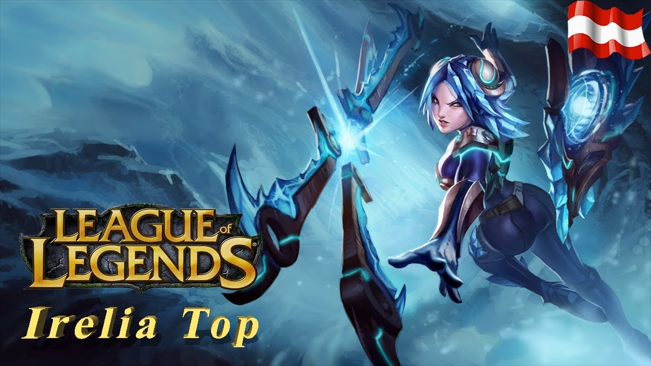 Endlich neue Runen - Irelia - League of Legends #37 - YouTube