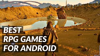 Best Rpg Game For Android